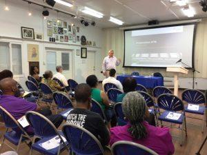 AFM Town-hall-meeting - phoyo: Hazel Durand