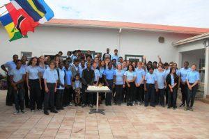 Students of Saba Comprehensive School (SCS)